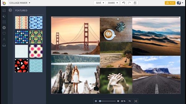 Crear un collage online