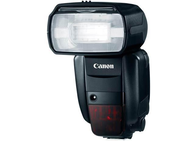 Flash de mano Canon