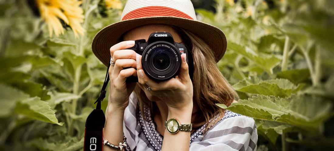 Hacer fotos profesionales