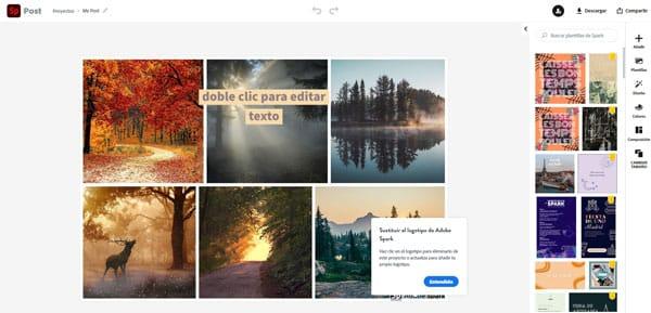 como hacer un collage digital