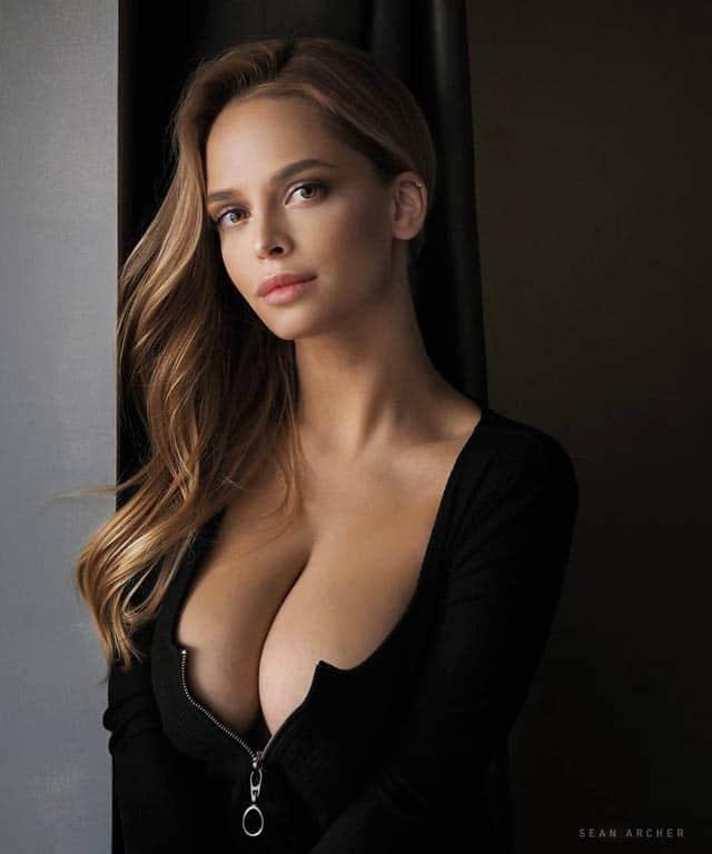 Como tomar fotos de mis senos