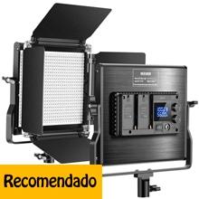 Lámpara de 660 leds para fotografía y video