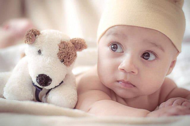 sesión de fotos de bebés