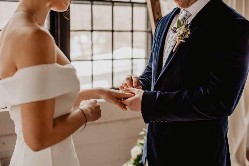 Fotos de boda en la iglesia