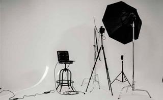 hacer fotos en estudio
