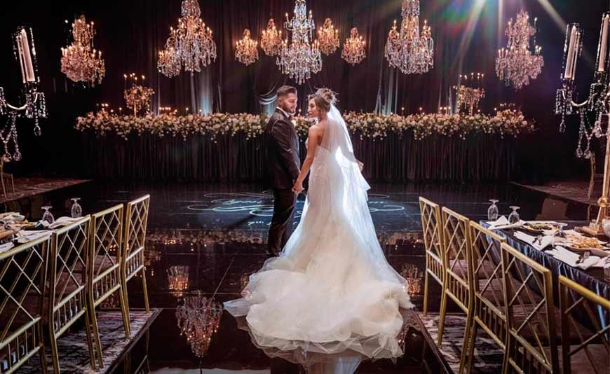 Fotografia Recepcion de boda