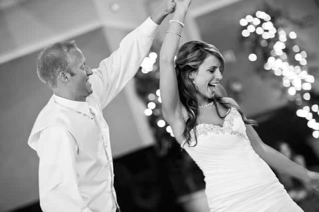 Recepción de boda fotografía