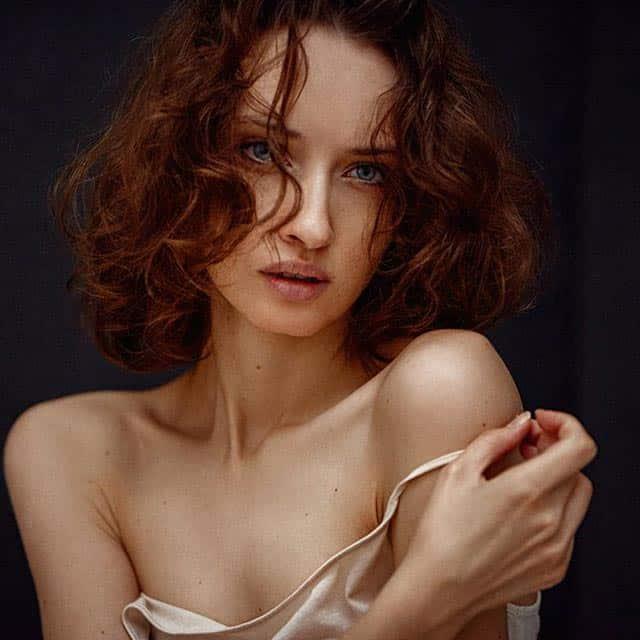 retrato sensual