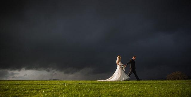 Sesión de fotos boda