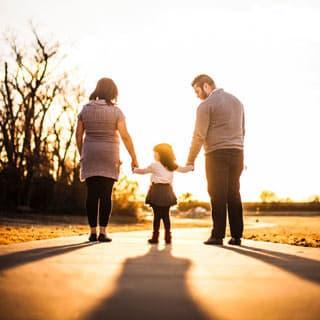 sesión de fotos para familia