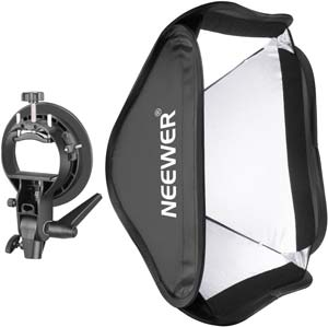 softbox plegable neewer
