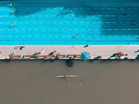 foto desde dron