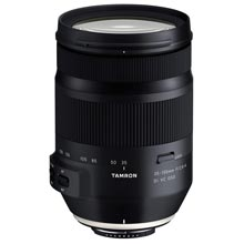 Objetivo Tamron 35-150mm f2.8 - 4 para nikon
