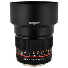 Rokinon 85mm F1.4 para Nikon