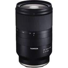 Tamron 28-75 mm F/2.8 para cámara Sony